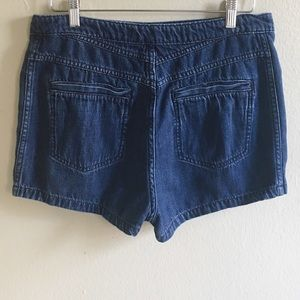 Free People Shorts - Free People Lumineer Sailor Shorts